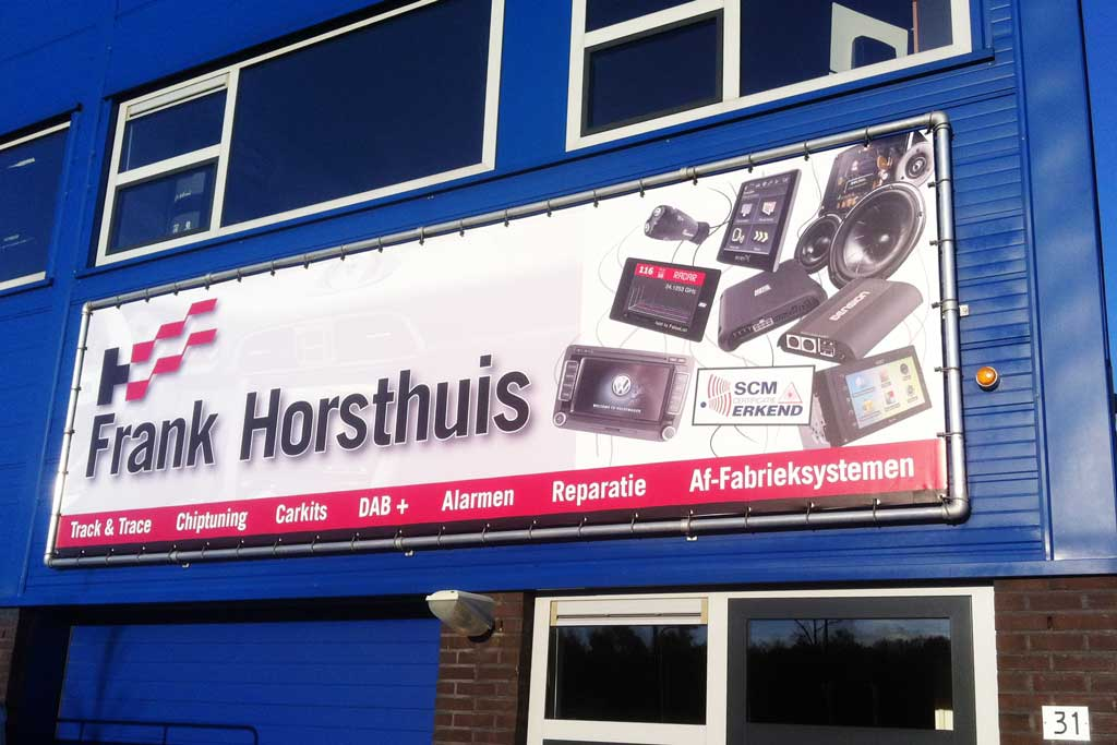 Spandoek - Frank Horsthuis Auto Audio Enschede